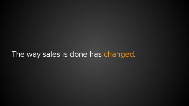 Future Of Sales: Everything You Need To Know
